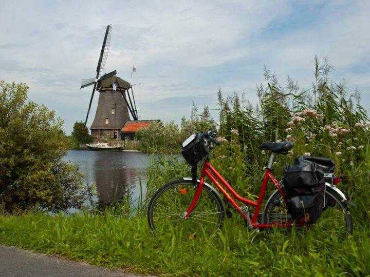 Cartina Piste Ciclabili Olanda.La App Sbarca In Olanda La Patria Della Bicicletta Itineraria